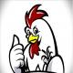 基友火锅鸡,美食